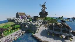 Medieval Village Minecraft