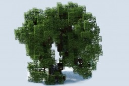 Toxicodendron Diversilobum (Fullgrown Tree) [Fav. Tree Yet] Minecraft Map & Project