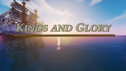 Kings and Glory Massive Fantasy Map Minecraft Map & Project
