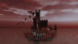 Rise of the Vampires Minecraft Project