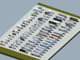 Sassy's Truck and Trailer pack [With download]