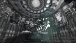 Prometheus - A Tribute to H.R. Giger Minecraft Map & Project