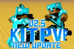 Kit_PvP Arena V2.5 New Updates!! Minecraft Project