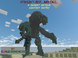 Cthulhu's Rise and Fall Minecraft Project