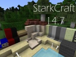 StarkCraft v.14.7 - A modern pack Minecraft Texture Pack