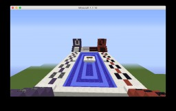 Stairs for lucky block Minecraft Map & Project