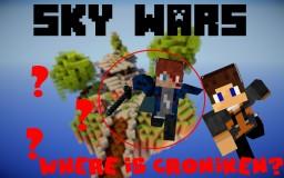SKY WARS w/CronikenMG! WHERE DID CRONIKEN GO? Minecraft Blog Post