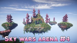 Skywars arena map #4 [1.7 - 1.14] Minecraft Map & Project
