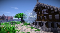DEM Textures! 1.9 128x v1.1.2 (Tweaks & Elytra!) Minecraft Texture Pack