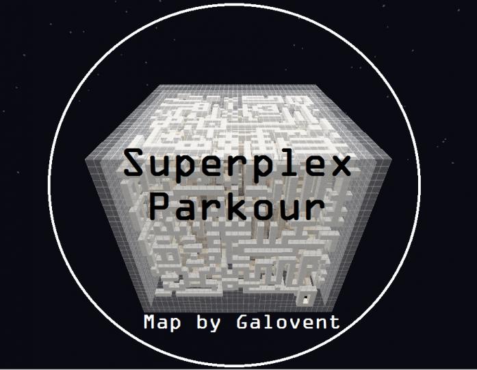 [Map][1.9] Superplex Parkour - Невероятный паркур!