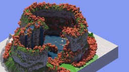Fire Springs Minecraft Map & Project