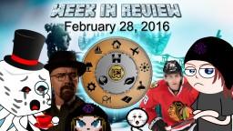 Week in Review: Season 2 - Week of February 28, 2016 Minecraft Blog Post