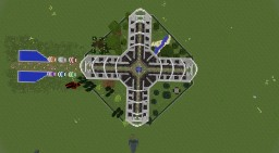 Revenge Of The C-Team Market For Spawn Minecraft Map & Project