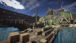 Cité de Byrandir et sa région Minecraft Project