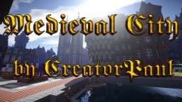 Medieval City by CreatorPaul
