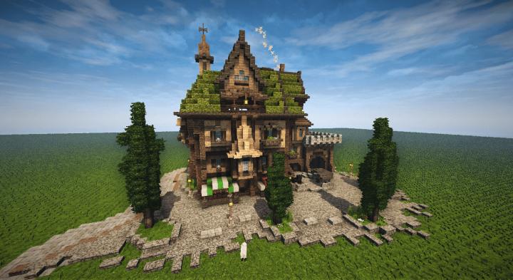 Minecraft Survival Small House Designs