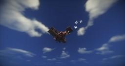 El Viajerillo [The Little Traveler] ~ 1900's Biplane Minecraft Map & Project