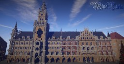 New Town Hall - Munich Minecraft Map & Project