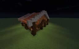 Barn SChematic Minecraft Map & Project
