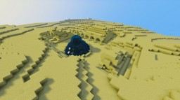 Lost Desert Temple Minecraft Map & Project