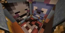 FNAF World (6 FNAF Maps!) Minecraft