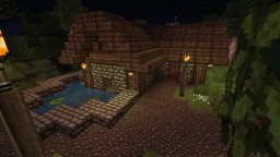 Minecraft Modified Starter House Minecraft Map & Project