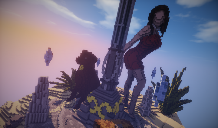 With TME Shaders.