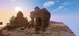 Deserted (The desert detour contest) Minecraft Map & Project