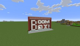 Boom Box - Original Minigame by: TangoTek Minecraft Map & Project