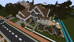 Traditional House | Noah2go+SkylanderMe+Me| UTB Server | Minecraft Project
