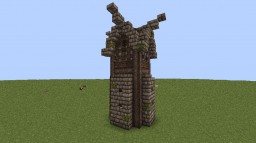 Nordic Style Watchtower [1.7+][John Smith Texture Pack] Minecraft
