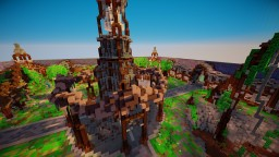 BullCraft - Faction Spawn Minecraft Project