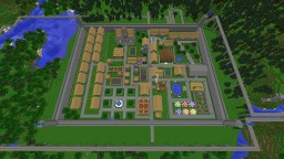 NPC Metropolis (NPC Village Improvement!) Minecraft Map & Project