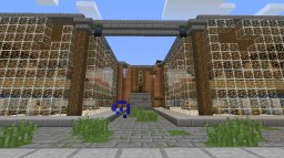 Mintropilos Court House/Town hall. Minecraft Map & Project