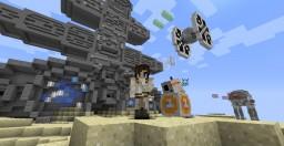 The Desert Detour - Battle on Jakku UPDATED Minecraft Map & Project