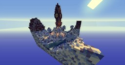 THE COLD VILLAGE Minecraft Map & Project