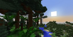 10 000 BC Landscape Minecraft Map & Project