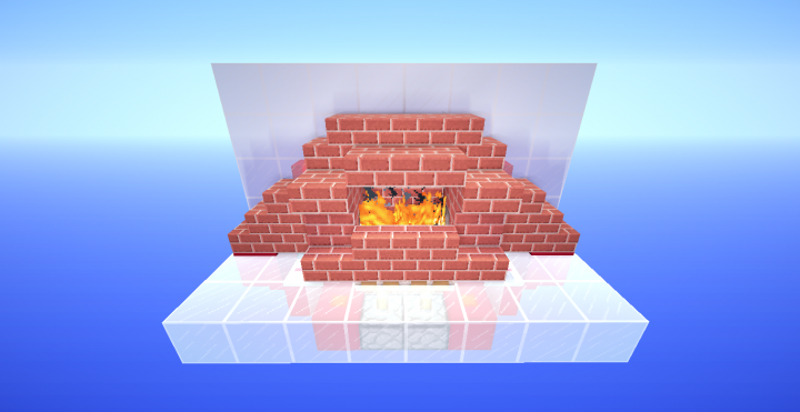 alchemy secret fireplace door