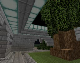 Projekt Eden X - Overgrowth Minecraft Map & Project