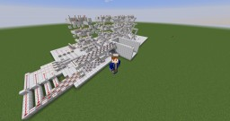 Redstone addition computer. Minecraft Map & Project
