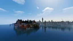 Venice Cemetery [Venice Project] Minecraft Map & Project