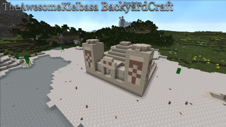 bc59970591 [1.9.4/1.9] [64x] BackyardCraft Photo Realism Texture Pack Download