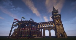 Dungannon Market [DOWNLOAD] Minecraft Project