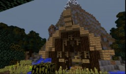 FORGOTTEN MINES HUNGER GAMES Minecraft Map & Project