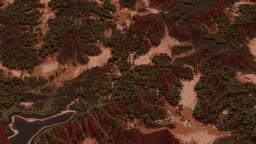 ~Lush Desert~ -5K Custom Terrain-  200 Sub Special Minecraft