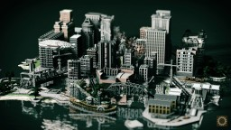 Gotham City Minecraft Project