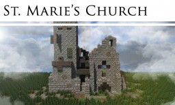 St. Marie's Church - [Download] #WeAreConquest Minecraft