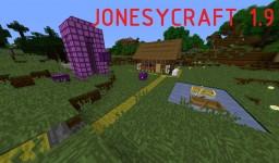 JonesyCraft (1.9) Minecraft Texture Pack