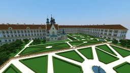 Leubus Abbey / Opactwo w Lubiążu Minecraft Map & Project