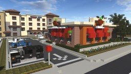 Applebees - Palmdale | OR Minecraft Project